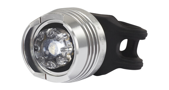 RFR Diamond etuvalo white LED , harmaa
